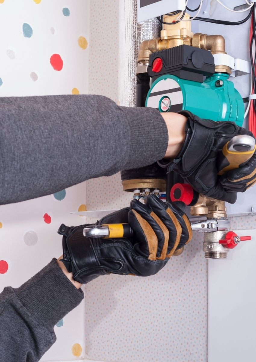 Electrical boiler install UK