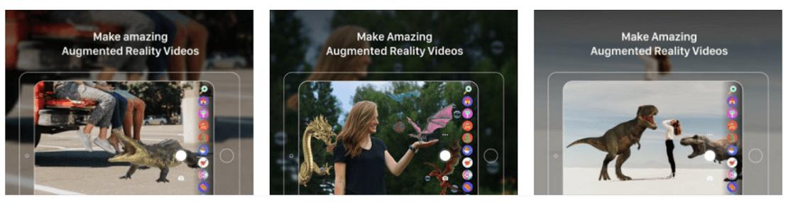 Artırılmış Gerçeklik - AR uygulamaları | Tayfunca Teknoloji