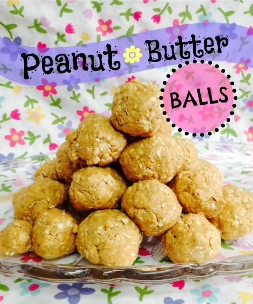 So easy and so DELICIOUS! Great for school lunches or a quick healthy treat!