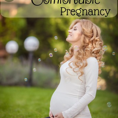 8 Ways to Be More Comfortable During Pregnancy