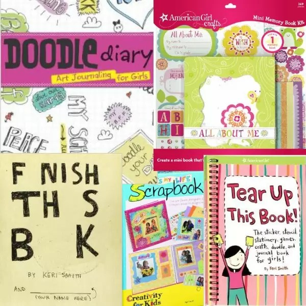 Fun and affordable gift ideas for 8 10 years old girl for Crafts for 8 10 year olds