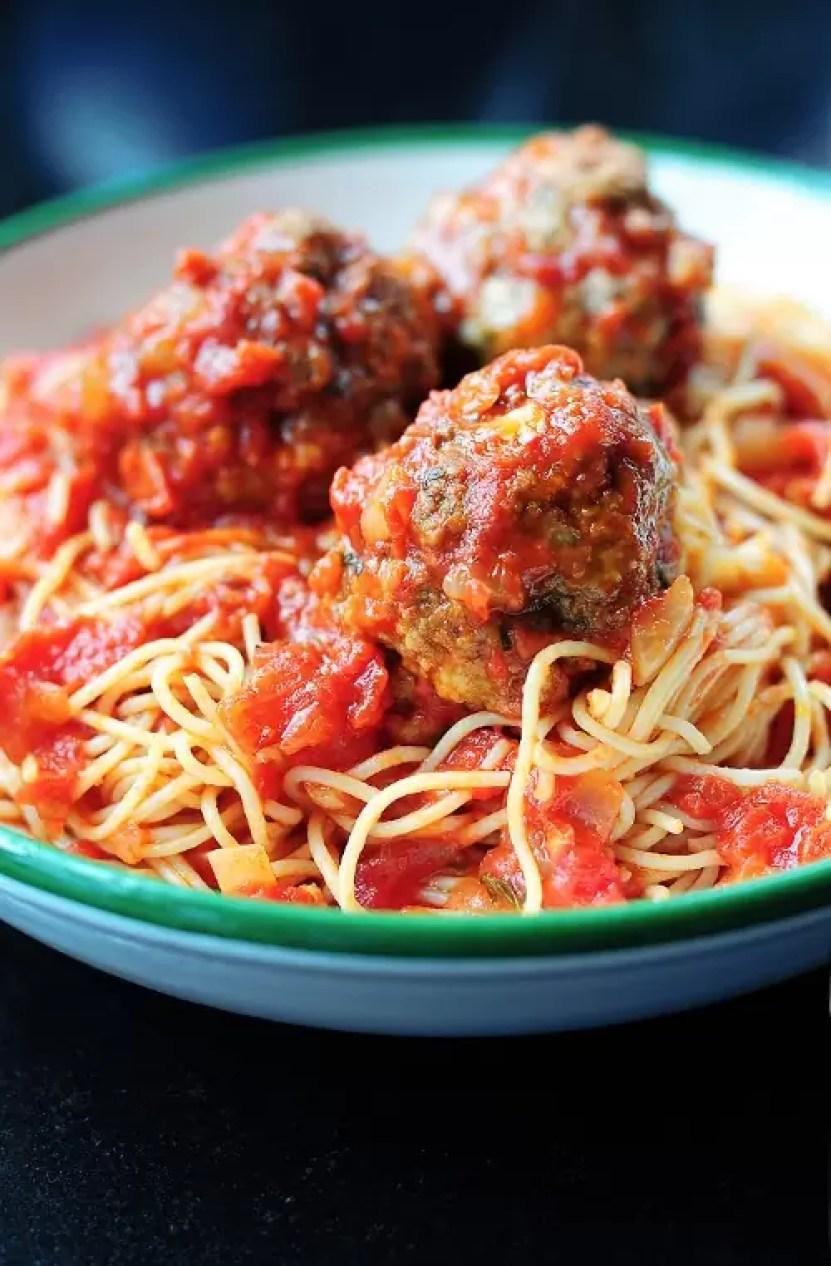 Spaghetti and Meatballsby She Wears Many Hats