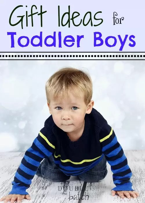 Looking for the perfect gift for your little guy? Here are some great gift ideas for toddler boys.