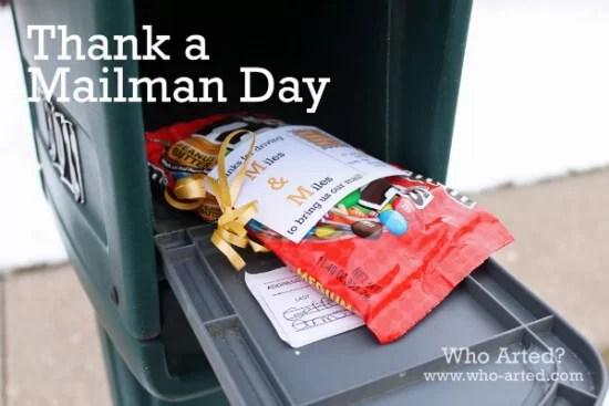 mailman day