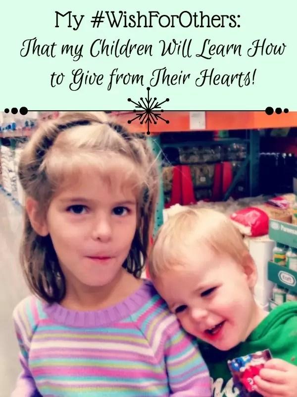 My #WishForOthers