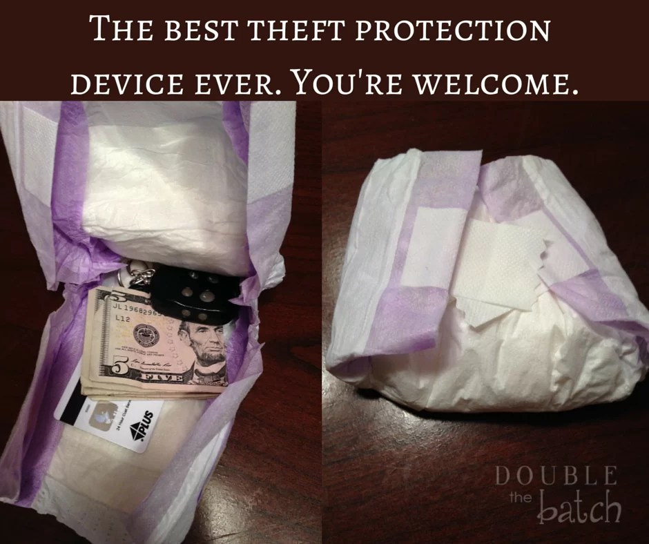 The best theft protection device ever