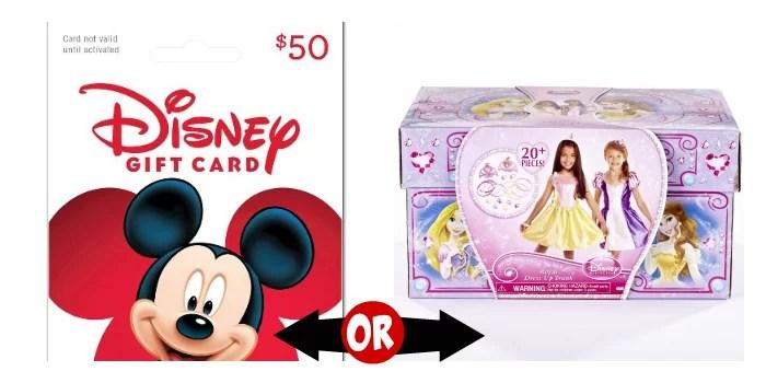 Fun Disney Giveaway