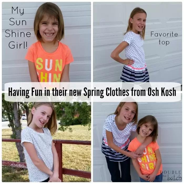 osh kosh spring 2015