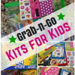 DIY Grab n Go Kits for Kids