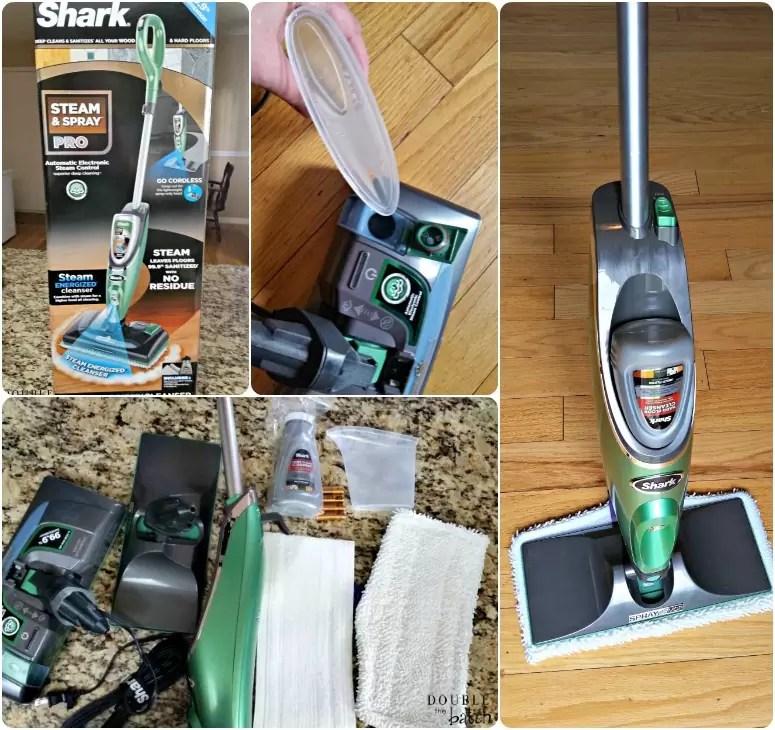 Shark Steam and Spray Pro