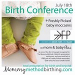 The Mommy Method – Preparation Conference for Birth and Beyond