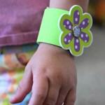 DIY Foam Bracelets