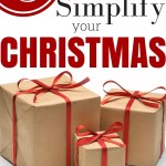 How to Simplify Your Christmas