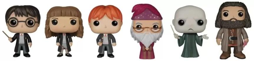Harry Potter Figurines