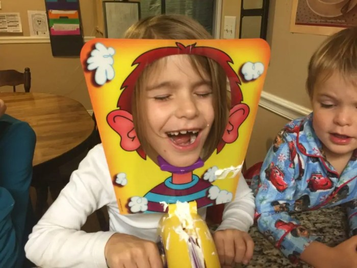 Ready to get your #PieFace on? My family had such a BLAST with this new game from Hasbro! #IC #ad