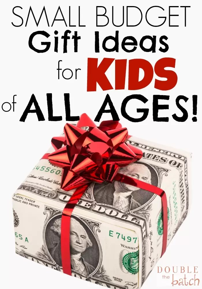 I love these gift ideas great quality gifts that my kids will love and won