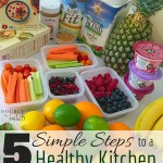 5 Simple Steps to a Healthy Kitchen Makeover