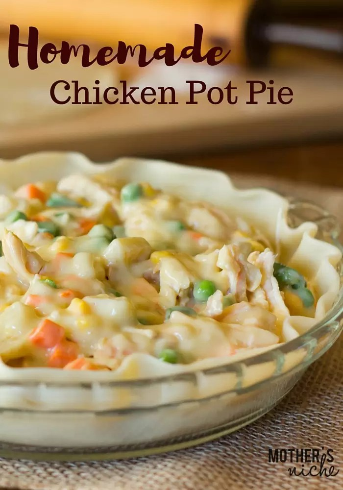 chicken pot pie & other awesome rotissoire chicken recipes