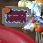 Classy Thanksgiving Party Favors to Inspire Gratitude