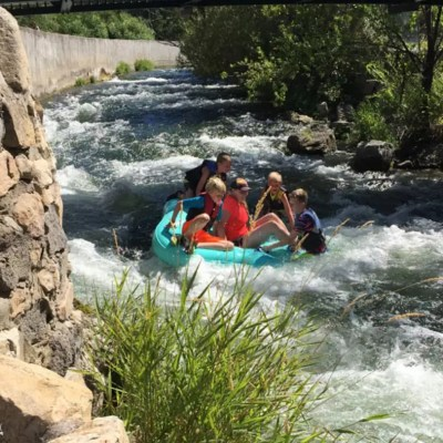 Lava Hot Springs Campgrounds & Activities