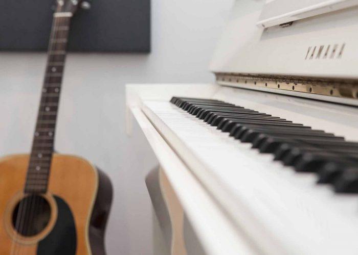 Piano studio d enregistrement
