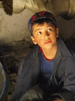 映画『ウイグルからきた少年』公式サイト