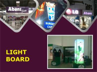 Hill House Pvt Ltd Light boards