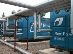Jiyuan Landfill Gas CDM Project Gas Engines