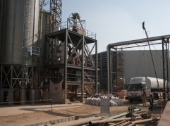 Engro Biomasse CDM Projekt Boiler