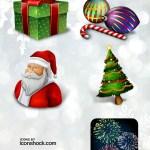 Ícones de Natal