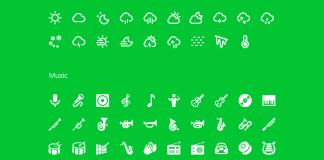 350 ícones Android grátis para download!