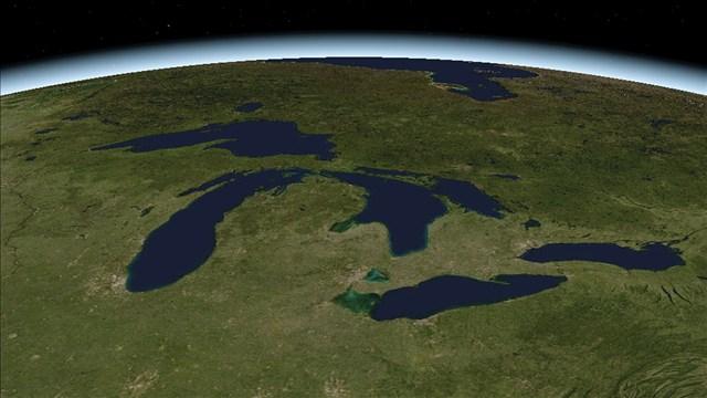 Great Lakes.