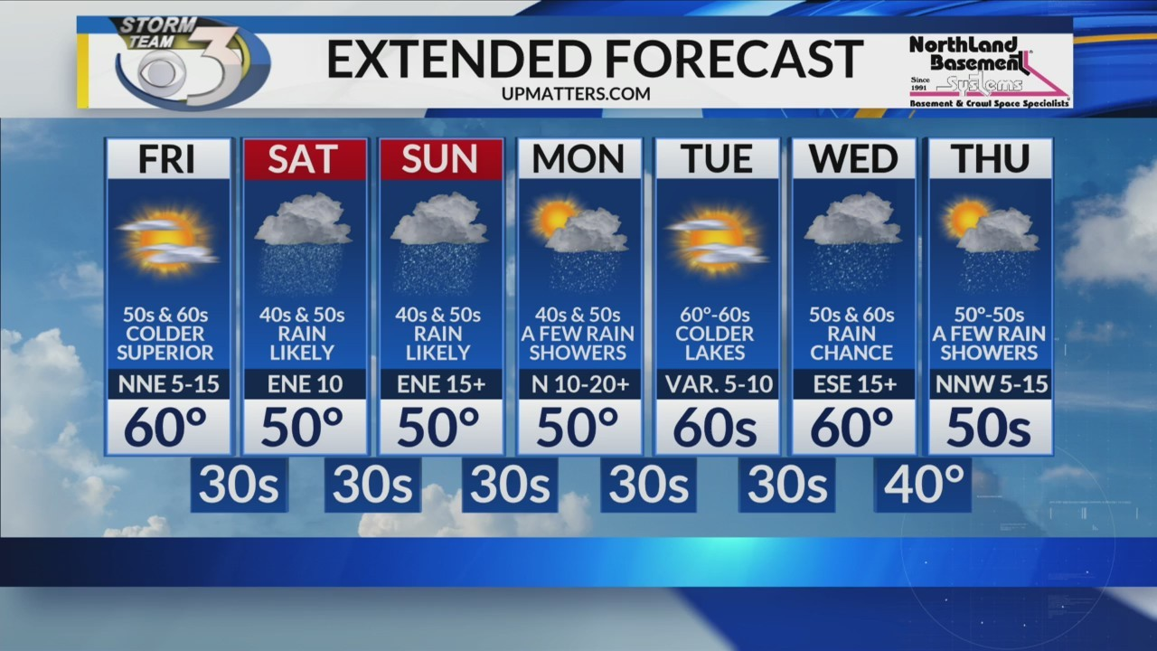 LOCAL 3 THURSDAY EVENING WEATHER FORECAST 5/16/2019
