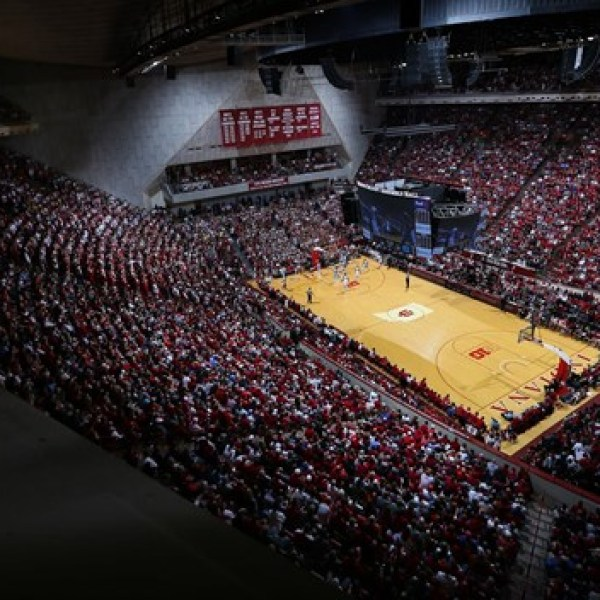 Indiana University Basketball Stadium
