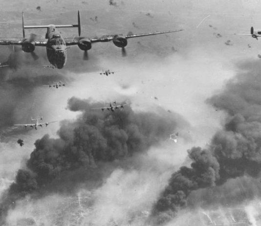 Bombardamentele americane asupra Piteştiului au făcut sute de victime printre civilii nevinovaţi