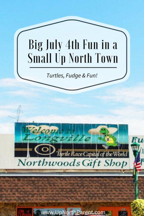 July Fourth Summer Fun | Up North Parent | Longville Minnesota