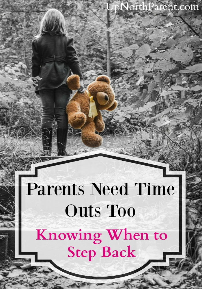 Parents Need Time Outs too