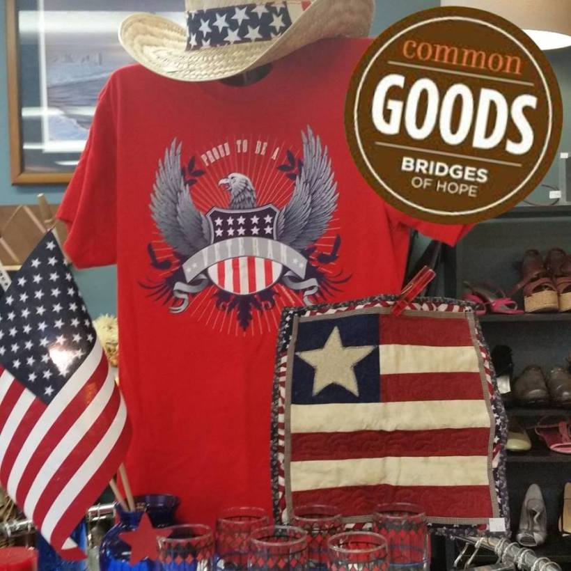 Common Goods | Thrift Stores in the Brainerd Lakes Area