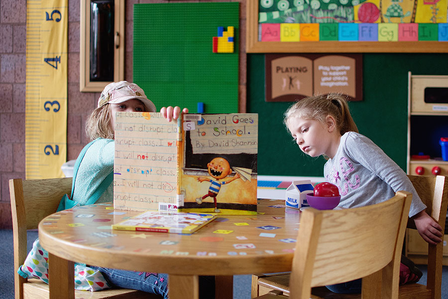Preparing Your Preschooler for Their First Day of School