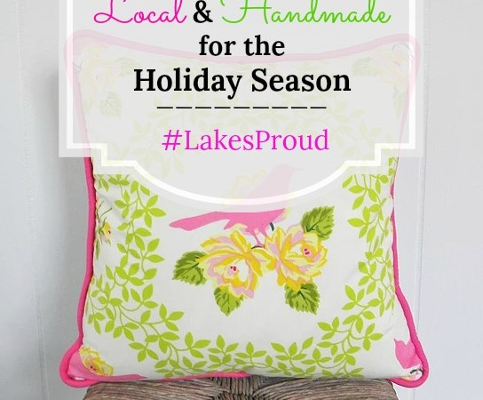 Buy Local and Handmade this Holiday Seson