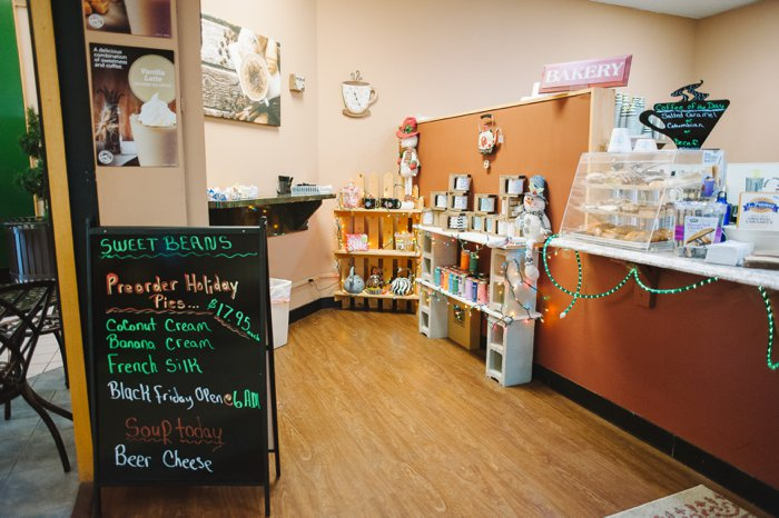 Sweet Beans Coffee Company   A Unique Spot in the Brainerd Westgate Mall, Brainerd, MN