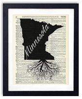 The Ultimate Minnesota Gift Guide | Gift Ideas for the Minnesotan and people who Love Minnesota