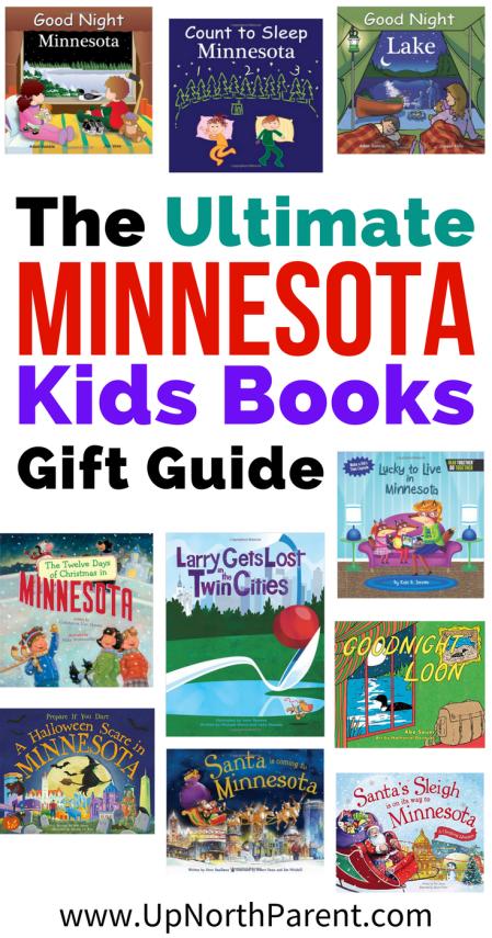 The Ultimate Minnesota Kids Books Gift Guide