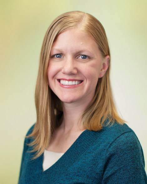 Dr. Kirsten Sjostrand, Gynecologist at the Essentia Health-Baxter Specialty Clinic