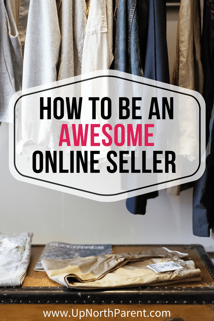 Best practices for being an awesome online seller, including whether to sell items in bulk lots or individually, and if it's worth the effort to sell online or if donating your unwanted stuff is better. #declutter #simplify #sellonline #onlineselling