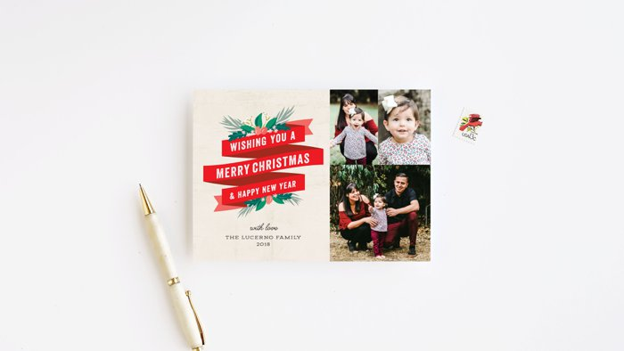 3 Reasons Why Basic Invite Wins at Christmas Cards