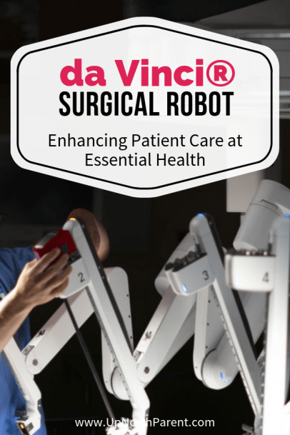 da Vinci Surgical Robot | Enhancing Patient Care at Essentia Health