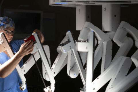 da Vinci Surgical Robot _ Enhancing Patient Care at Essentia Health