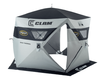 CLAM JASON MITCHELL 5000 THERMAL POP-UP SHELTER (2018)