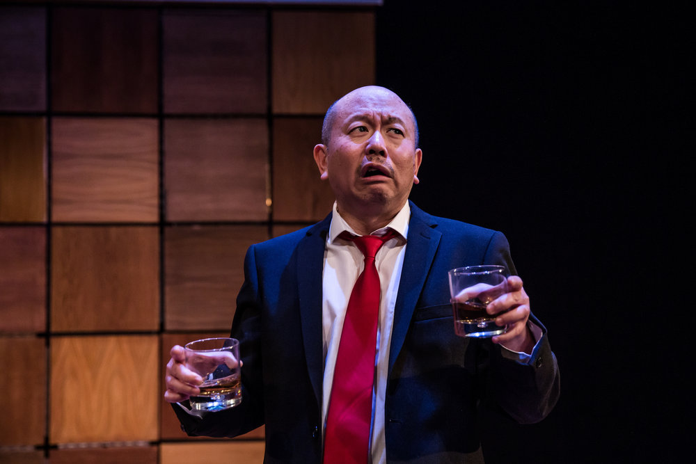 Review: ★★★★ Chinglish, The Park Theatre